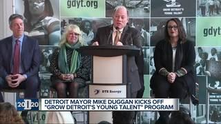 Duggan kicks off youth talent program