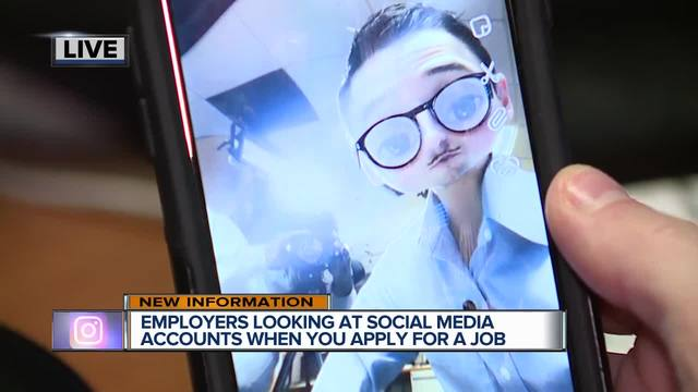 Image result for Experts: Tweaking social media accounts could help you land your next job