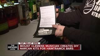 Local bars getting donated DIY NARCAN kits