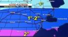 Busy snow pattern sticks around metro Detroit