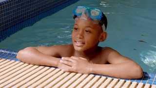 Grant Me Hope: Jesse likes swimming & basketball