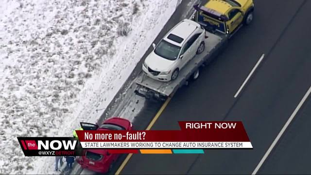 Lawmakers Debate Repealing Michiganu0027s No Fault Auto Insurance System