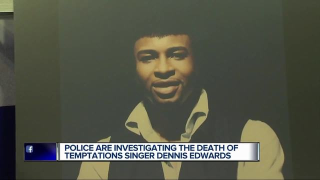 Chicago Police Examine After Temptations Singer's Demise