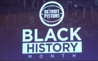 Pistons host 13th BHM scholarship contest