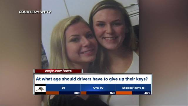 98-year-old RV driver drives wrong way; 2 teen girls killed