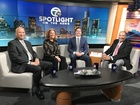 Spotlight on Snyder's budget, MSU & Detroit