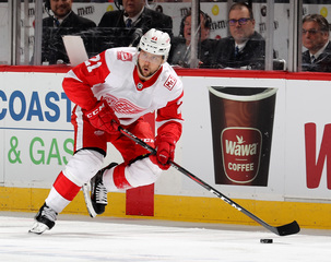 Tatar leads Red Wings to OT win against Capitals