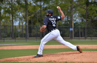 Pitchers & catchers report to Lakeland today