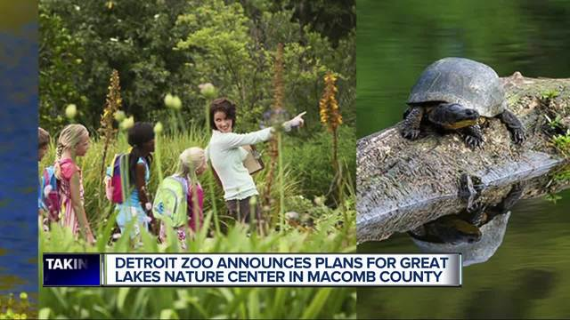 Macomb County awarded site for new Great Lakes Nature Center