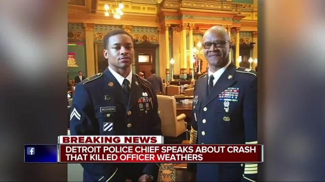 Detroit Police Officer Killed During Training Exercise