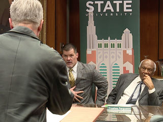 Despite outcry, MSU trustees vow to stay