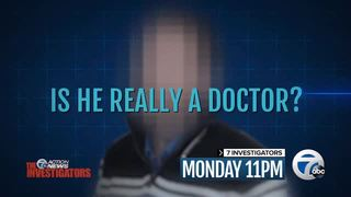 Monday at 11: Fake Doctor