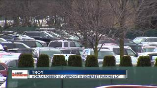 Robbery at Somerset was conducted with fake gun