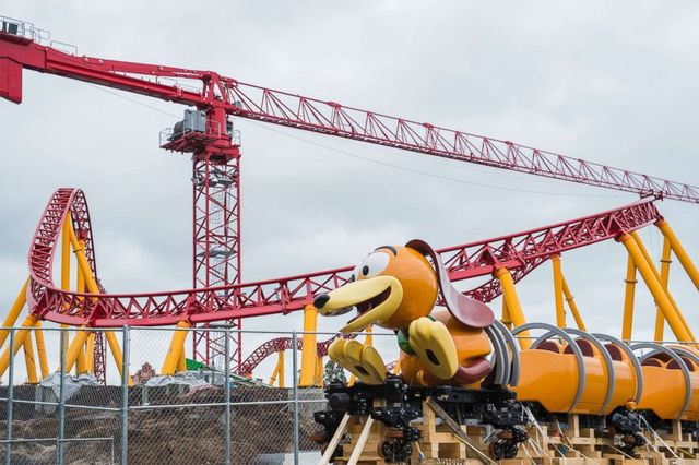 Disney World announces opening date for Toy Story Land