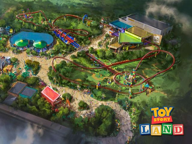 Disney's Toy Story Land opens this summer