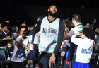 Drummond not fan of All-Star selection process