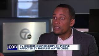 Actor Hill Harper hosting town hall in Flint