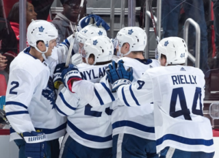 Matthews gives Maple Leafs win over Red Wings