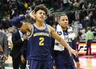 No. 22 Michigan tops No. 8 Ohio State, helps MSU