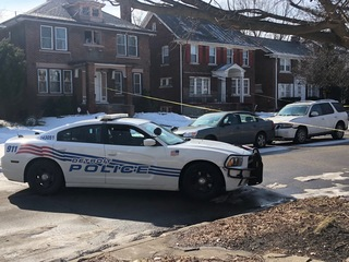 Husband reportedly shot by wife on accident