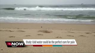 Cold water could be the perfect cure for pain