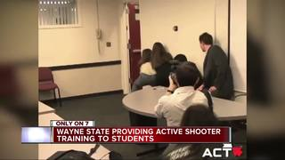 WSU PD to conduct active shooter training