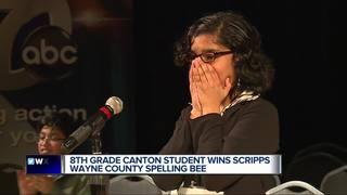 Local student advances to Scripps spelling bee