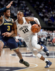 Robinson, Wagner help Michigan top Penn State