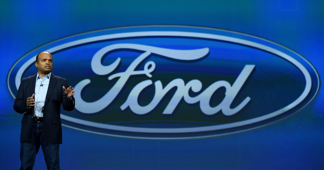 Ford shares fall as executive leaves over 'inappropriate behaviour'
