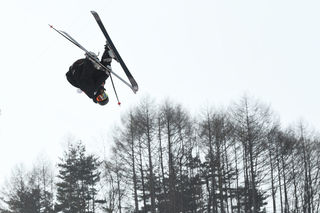 Photos: High-flying Olympic skiers, snowboarders