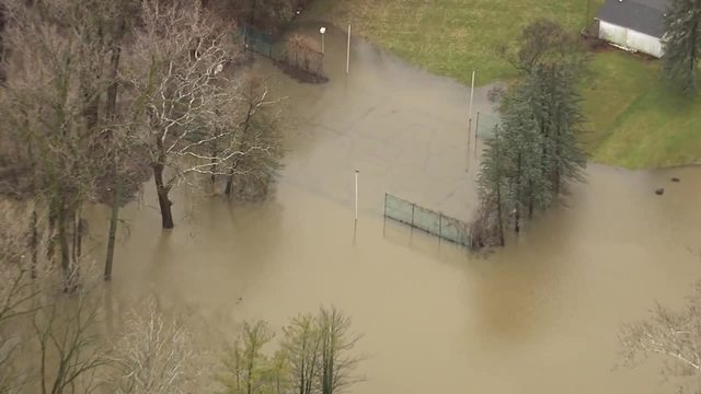 Mayor Declares State Of Emergency In Waterlogged Lansing