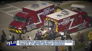 Tensions remain high at metro-Detroit schools