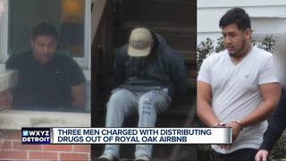 Feds: Men sold heroin out of Royal Oak Airbnb