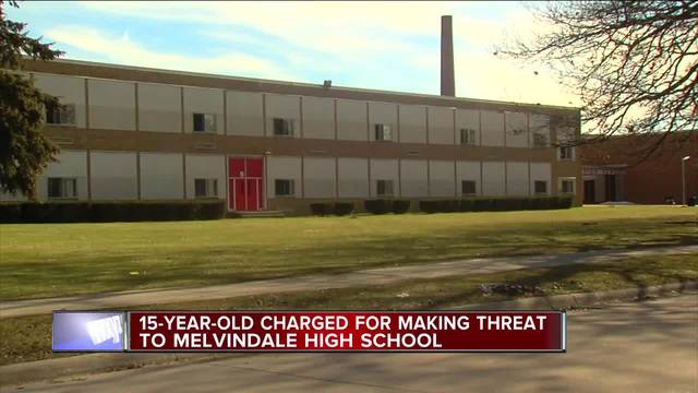 High School Student Accused Of Making A Social Media Threat Against School