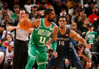 Celtics strong out of the break, rout Pistons