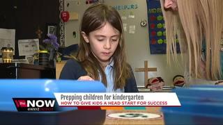 Preparing kids for kindergarten pays dividends