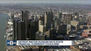 Mayor: Balanced budget could end state oversight