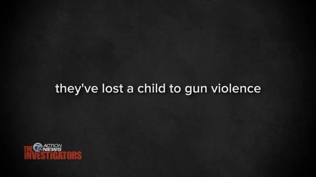 Monday at 11- Mothers of gun violence