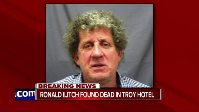 Ronald Ilitch- son of Mike- found dead of suspected drug overdose in…