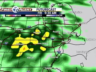 FORECAST: Tracking weekend rain chances