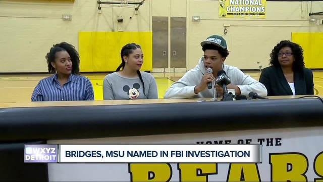 Miles Bridges: Cleared to play following Michigan State investigation