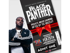Detroit rapper to hold 'Black Panther' screening