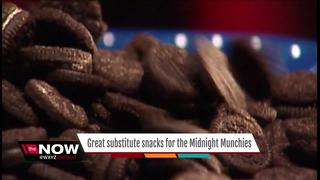Midnight Munchies? Try these 4 substitute snacks
