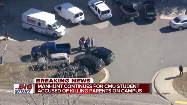 Shot At Central Michigan University