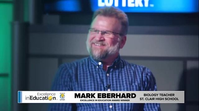 Excellence in Education Mark Eberhard