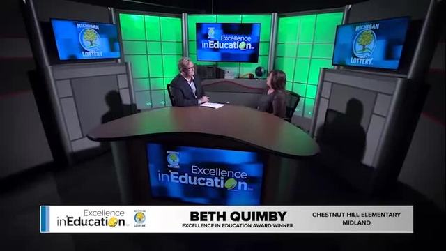 Excellence in Education Beth Quimby