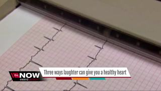 3 ways laughter can give you a healthier heart
