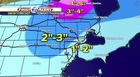 Another round of snow moving in overnight