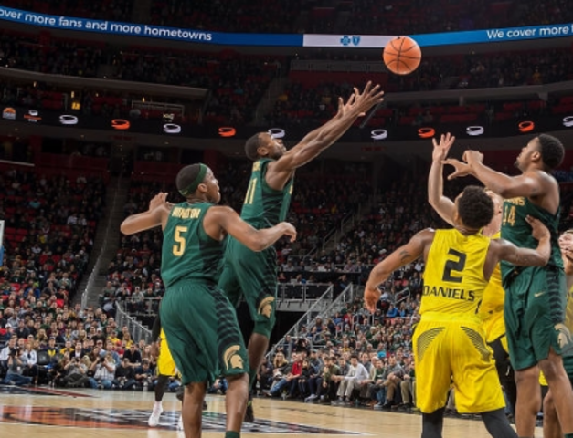 NCAA tournament preview: No. 3 Michigan State vs. No. 14 Bucknell