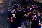 Seth Jones, surging Blue Jackets beat Red Wings